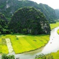 Hoa Lu - Tam Coc tour