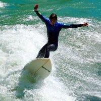 Surfing tour