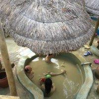 Mud bath tour