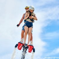 Flyboard tour
