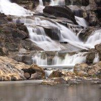 Doc Let beach + Ba Ho Waterfall tour
