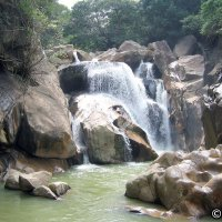 Ba Ho Waterfall 1 day tour