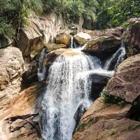 Ba Ho Waterfall 1 day tour